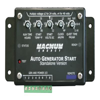 Auto Generator Start